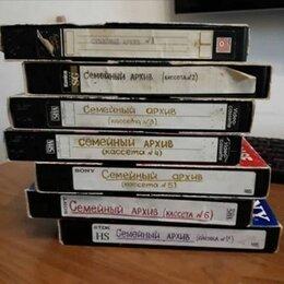 Фото и видеоуслуги - ОЦИФРОВКА VHS видеокассет, 0