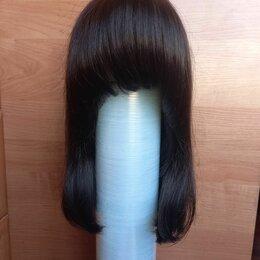 Аксессуары для волос - Парик из натуральных волос новый, 0