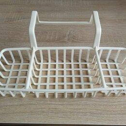 Мыльницы, стаканы и дозаторы - Мыльница навесная на ванну, 0
