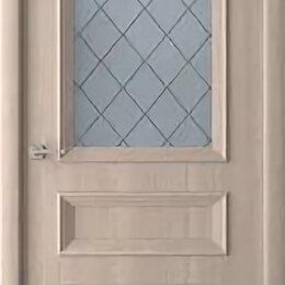 Межкомнатные двери - Дверь межкомнатная остеклённая , 0