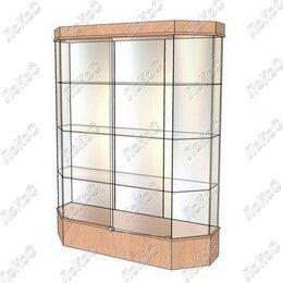 Мебель для учреждений - Витрина демонстрационная В-154ВН, 0