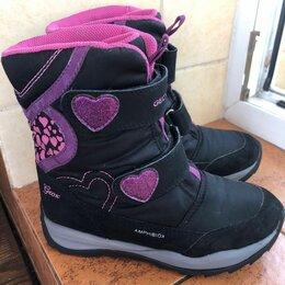 Ботинки - Ботинки сапоги/полусапоги детские Geox 31 размер (19,7 см), 0