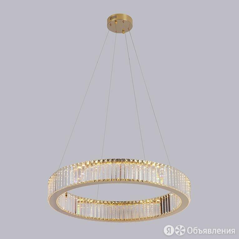 Подвесной светодиодный светильник Newport 8443/S gold new М0062805 по цене 95754₽ - Люстры и потолочные светильники, фото 0