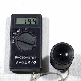 Измерительное оборудование - Photometr ARGUS-02, 03, 04, 05, 07, 0