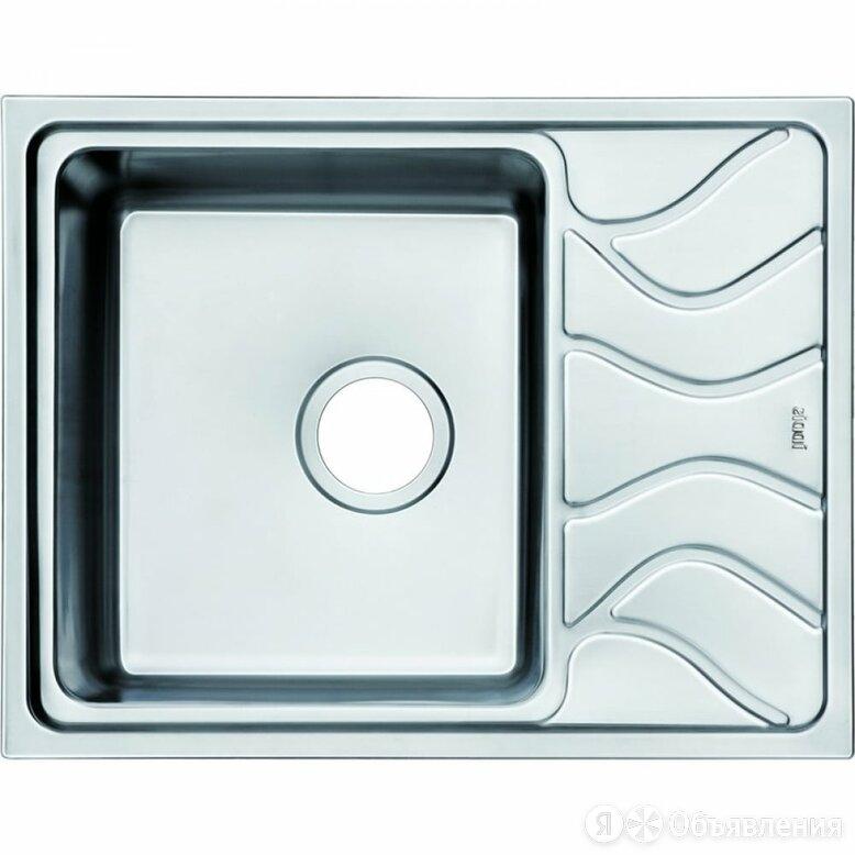 Мойка IDDIS Reeva S по цене 12590₽ - Кухонные мойки, фото 0