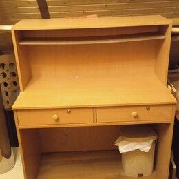 Мебель для учреждений - Стол компьютерный, кассовый, 0