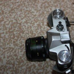 Пленочные фотоаппараты - Фотоаппарат зенит е гелиос, 0