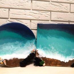Картины, постеры, гобелены, панно - Картина «Море», 0