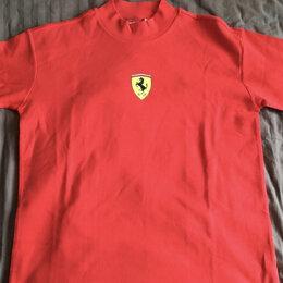Футболки и майки - Футболка Ferrari Fila, 0