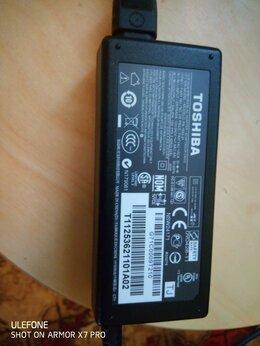 Аксессуары и запчасти для ноутбуков - Блок питания для ноутбука Toshiba 19V, 3.42A, 65W, 0