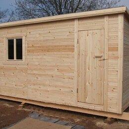 Готовые строения - Бытовка для дачи и строителей, 0