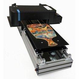 Полиграфическое оборудование - Принтер для печати на дереве а4, 0