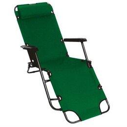 Походная мебель - Шезлонг кровать 3 в 1, 0
