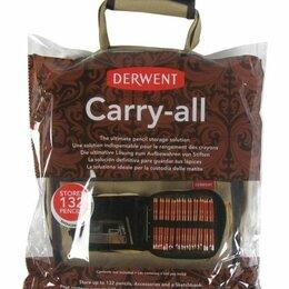 """Канцелярские принадлежности - Сумка-пенал для карандашей """"Carry All"""", для 132 карандашей и аксессуаров, 0"""