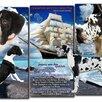 Немецкий дог мраморный по цене 75000₽ - Собаки, фото 8