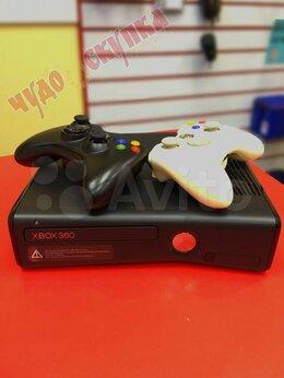 Игровые приставки - Игровая приставка Microsoft Xbox 360 Slim 4Gb, 0