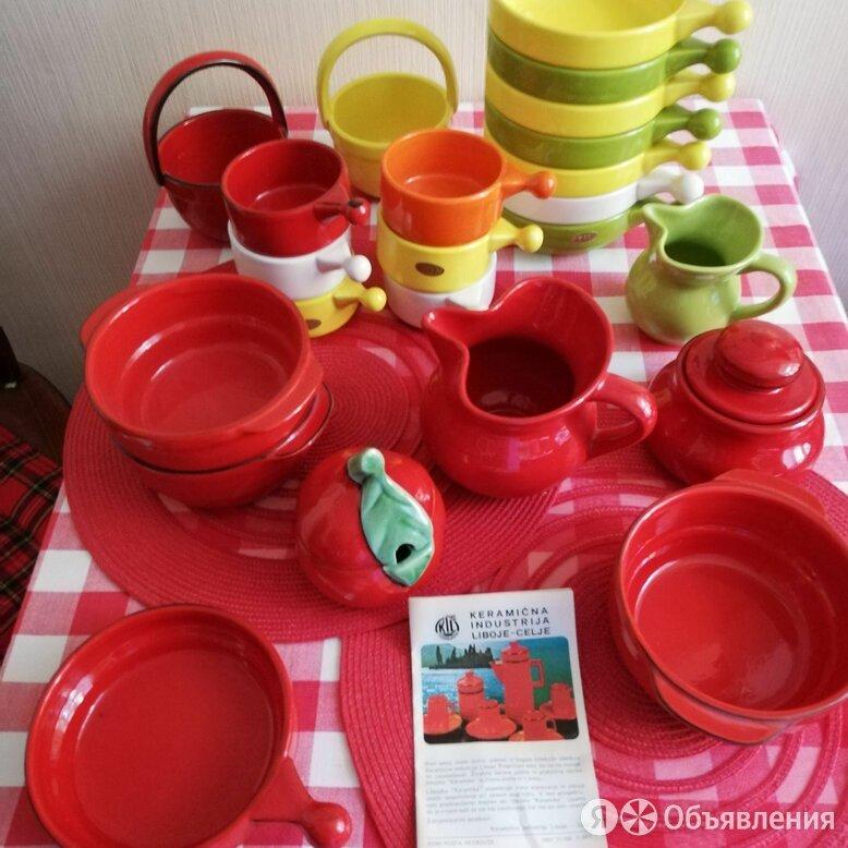 Набор югославской посуды  по цене 18000₽ - Сервизы и наборы, фото 0