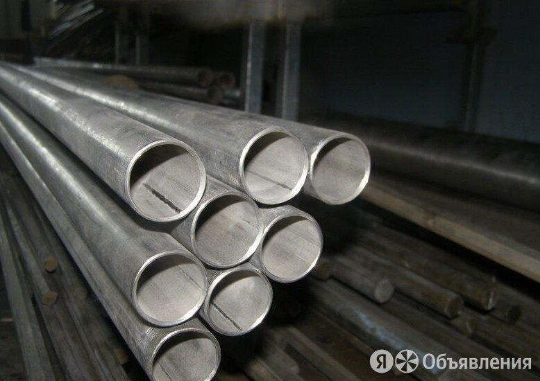Труба титановая 105х6 мм ВТ20 ГОСТ 22897-86 по цене 1378₽ - Металлопрокат, фото 0
