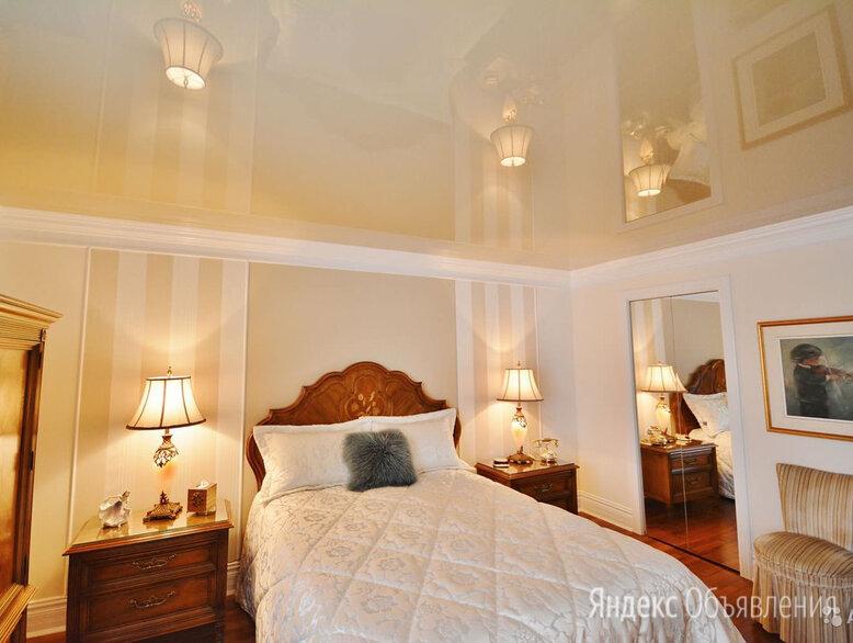Натяжной потолок по цене 250₽ - Потолки и комплектующие, фото 0