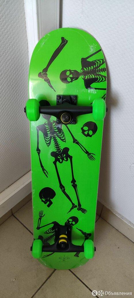 Скейтборд RIDEX BONES 31.6″X8″ по цене 2500₽ - Скейтборды и лонгборды, фото 0