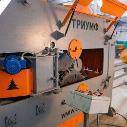 Прочие станки - Бревнопильный станок Триумф СБЦ 480, 0