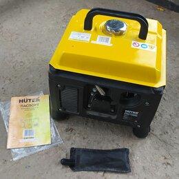 Электрогенераторы и станции - Генератор инвертор хутер dn1500i, 0