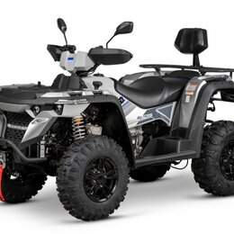 Мото- и электротранспорт - Квадроцикл Linhai-Yamaha M550L, 0