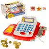 Обучающая касса-калькулятор 'Учимся и играем', игрушечная, с аксессуарами, св... по цене 1435₽ - Детские музыкальные инструменты, фото 0