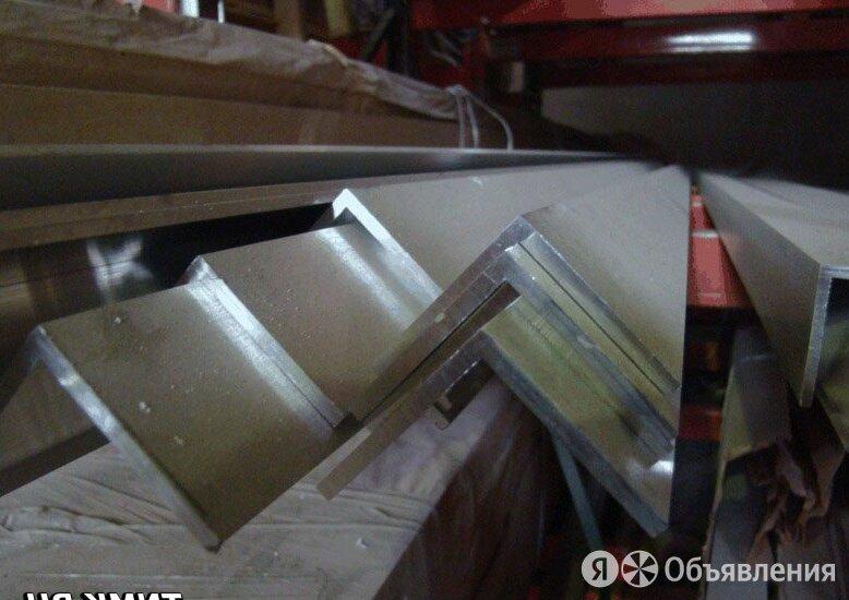 Уголок алюминиевый 120х40х3 мм АД31Т1 по цене 219₽ - Металлопрокат, фото 0