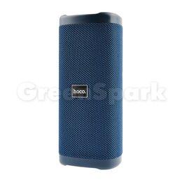 Акустические системы - Колонка-Bluetooth HOCO HC4 Bella (темно-синий), 0