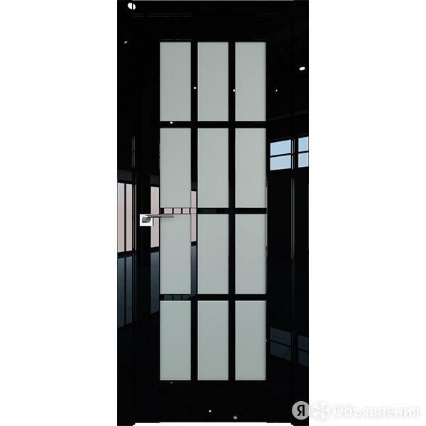 Межкомнатная дверь Profil Doors 102L Черный люкс - со стеклом по цене 18051₽ - Межкомнатные двери, фото 0