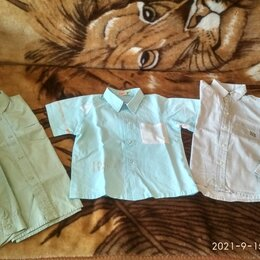Рубашки - Сорочки для мальчика, 0