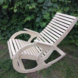 Кресла и стулья - Кресло-качалка своими руками из дерева, 0