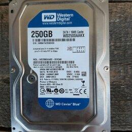 Жёсткие диски и SSD - Жесткий диск western digital 250 GB, 0