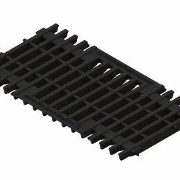 Заборчики, сетки и бордюрные ленты - Standartpark Решетка РВ-75.40-щель-ВЧ-28343-М, 0