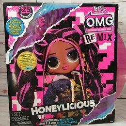 Куклы и пупсы - Кукла LOL OMG Remix Honeylicious, 0