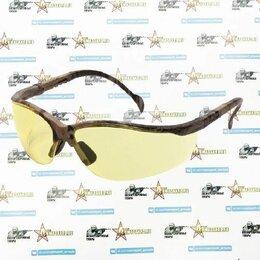 Очки и аксессуары - Очки Venture 2 SH1830S (Камуфляж) желтые линзы 89% светопропускаемость, 0