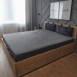 """Кровати - Кровать """"Лайт"""" с ящиками, 0"""