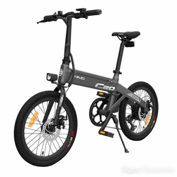 Электровелосипед складной HIMO по цене 42500₽ - Мототехника и электровелосипеды, фото 0