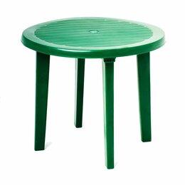 Столы и столики - Складной пластмассовый стол Garden Dreams 4650062720222, 0