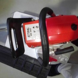 Электро- и бензопилы цепные - бензопила stihl МС-660 ., 0