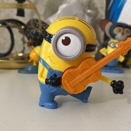 Игровые наборы и фигурки - Музыкальная игрушка Миньон, 0