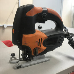Лобзики - электролобзик черно-оранжевый, 0