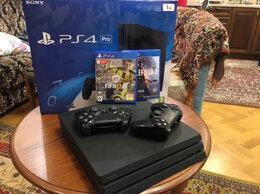 Игровые приставки - Sony Playstation PS4Pro 1Tb, 0