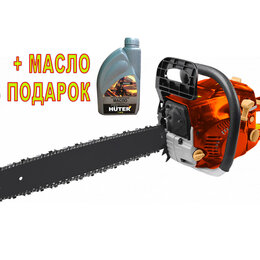 Электро- и бензопилы цепные - Бензопила Аксон 3.12 л.с. шина 40 см немецкая, 0
