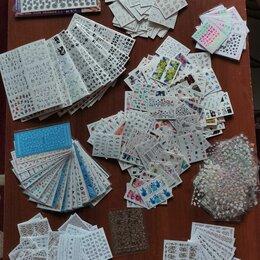 Дизайн ногтей - Слайдеры и наклейки для маникюра, 0