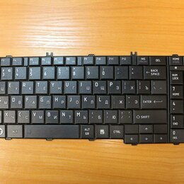 Клавиатуры - Клавиатура для ноутбука Toshiba Satellite C650, 0