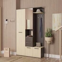Шкафы, стенки, гарнитуры - Прихожая Визит-2 Риикм, 0
