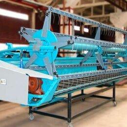 Спецтехника и навесное оборудование - Жатка зерновая/травяная валковая для комбайнов Енисей или Нива, 0