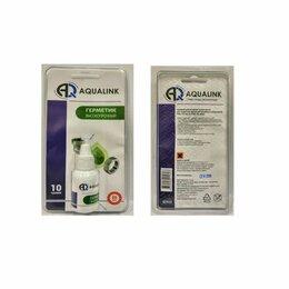 Клей - Анаэробный клей-герметик AQUALINK Высокопрочный 10г, 0